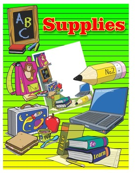 Groovy Tools for Back to School Clip Art for Back to School Activities