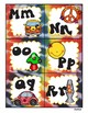 Groovy Word Wall Letter Header Cards