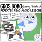 Gros bobo! Compréhension de lecture (French Close Reading Plans)