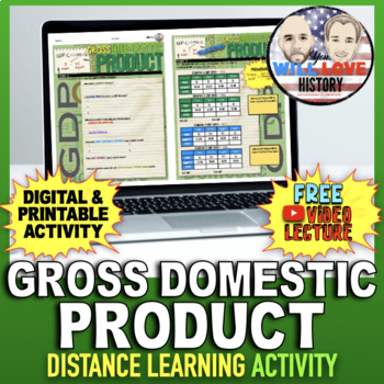Gross Domestic Product Activity