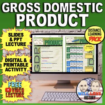 Gross Domestic Product Bundle