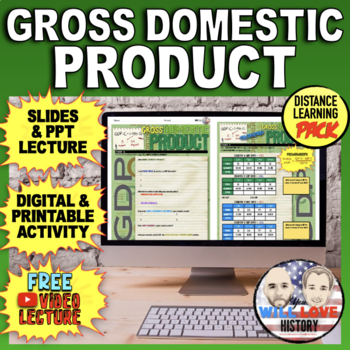 Gross Domestic Product Bundle