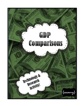 Gross Domestic Product Comparisons