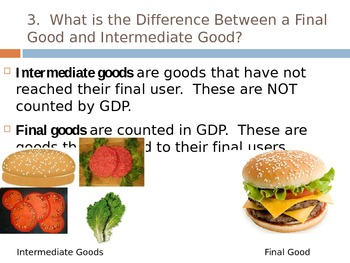 Gross Domestic Product Power Point