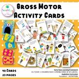 Gross Motor Activity Cards
