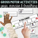 Yoga Visuals | Exercise Visuals | Breathing Visuals | Special Education Visuals