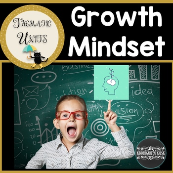 Growth Mindset Posters, Songs, Games, and Teaching Materials