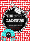 Grouchy Lady Bug Writing Prompts