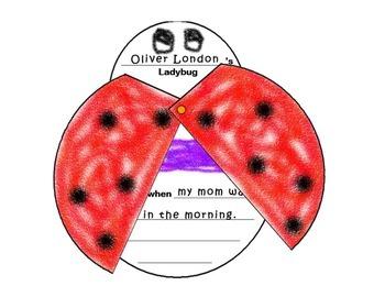 Grouchy Ladybug Project