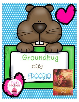Ground HUG day by Anne Marie Pace Extend the Book