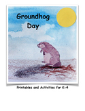 Ground Hog Day Activities and Printables