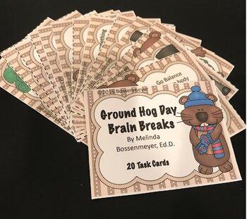 Ground Hog Day Brain Breaks