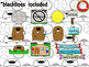 GroundHog Day Clipart (Personal & Commercial Use)