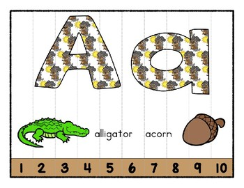 GroundHog Day ~ Teaching by the Letter Holiday Strip Number Puzzles
