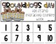 Groundhog 10 Frame Counting Interactive Book