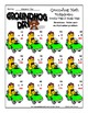 Groundhog's Day Worksheets: Groundhog Math Drills Multipli