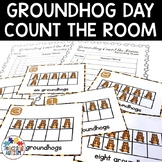 Groundhog Activities - Count the Room