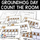 Groundhog Activities Count the Room