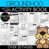 Groundhog Activity Book and Coloring Pages {Made by Creati