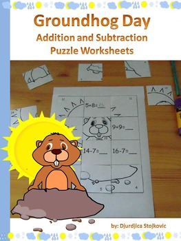 Groundhog: Addition and Subtraction Puzzle