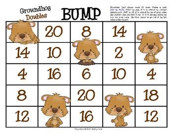 Groundhog BUMP -- Adding Doubles