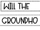 Groundhog Bar Graphs