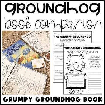Groundhog Book Companion (Grumpy Groundhog)