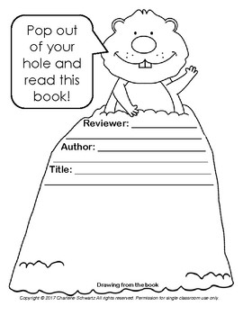 Groundhog Book Report