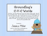 Groundhog CVC Words