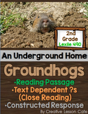 Groundhog Day Close Reading