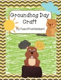 Groundhog Craft (A Groundhog Day craft)