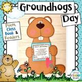Groundhog's Day Craft: February Craft