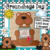 Groundhog's Day Craft & Class Book