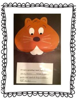 Groundhog Craftivity