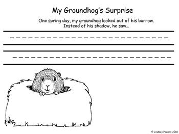 Groundhog Creative Writing