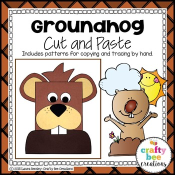 Groundhog Cut and Paste