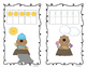 Groundhog Day 10 Frame Counting Mats (1-10)