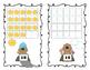 Groundhog Day 10 Frame Counting Mats Set (1-20)
