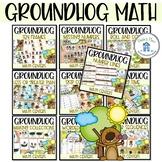 Groundhog Day 10 Math Tasks