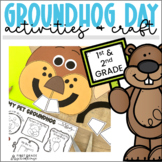 Groundhog Day Activities and Craft