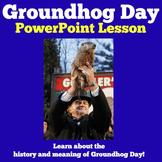 Groundhog Day | Activity | PowerPoint | Kindergarten 1st 2