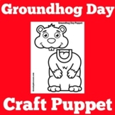 Groundhog Day Craft | Groundhog Day Activity | Groundhog Day