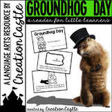 Groundhog Day Guided Reading Book