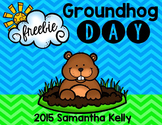 Groundhog Day Literacy Freebie