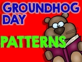 Groundhog Day Math Patterns