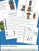 Groundhog Day Activities, Learning Cube, Roll, Graph, Coun