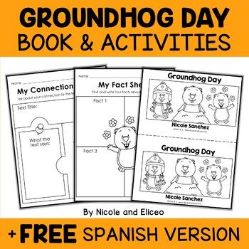 Groundhog Day Book Activities