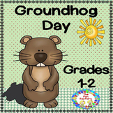 Groundhog Day Activities {1st and 2nd grades}