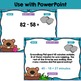 Groundhog Day 2 Digit Addition and Subtraction Digital Game