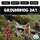 Groundhog Day Activity Pack with Passages, Activities, and Flip Book
